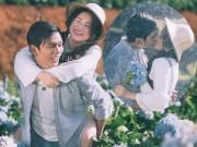 Chia tay Công Phượng, Hòa Minzy diễn ngọt ngào bên con trai Hoài Linh