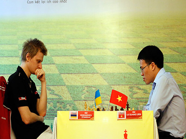 Hạ kỳ thủ Trung Quốc, Lê Quang Liêm trên đỉnh giải thế giới - 3