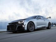 Chevrolet Camaro GT4.R: Siêu xe cơ bắp thế hệ mới