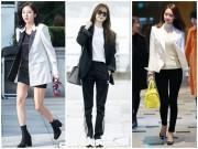 Chiếc áo  thần thánh  cô gái Hàn nào cũng thích
