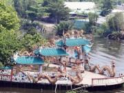 Tin tức trong ngày - Hơn 100 con rồng uốn lượn ở ngôi miếu thiêng giữa sông Sài Gòn