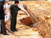 Tin tức trong ngày - Sạt lở, hai công nhân bị chôn sống trong hố công trình