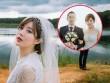Hot girl Tú Linh- fan ruột MU xinh đẹp như công chúa trong bộ ảnh cưới