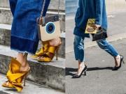 Đây là lý do vì sao phụ nữ đi giày gót nhọn khỏe re