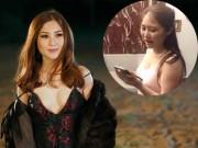 Ca nhạc - MTV - Hương Tràm diện áo ngủ livestream hit của Sơn Tùng cực hay