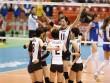 Bóng chuyền nữ: Thái Lan - Nhật Bản đôi công chóng mặt
