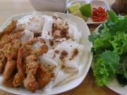 Ẩm thực - Dân dã bánh mướt và khoai xéo xứ Nghệ