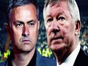 """MU: Sir Alex hiến  """" mưu lạ """"  để Mourinho dự Cúp C1"""