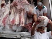 Việt Nam tạm ngừng nhập khẩu thịt từ Brazil