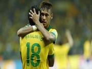 Brazil nhảy Samba:  Ngôi sao Trung Quốc  lu mờ Neymar