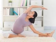 Sức khỏe đời sống - Bí quyết chặn đứng cơn đau lưng ê ẩm khi mang thai