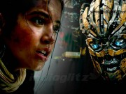 Giải trí - Vẻ đẹp lai 15 tuổi lại gây sốt trong trailer Transformers 5