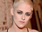 Kristen Stewart dẫn đầu top sao nữ cạo đầu đẹp hơn để tóc