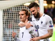 """Pháp - Tây Ban Nha: Griezmann 86 triệu bảng  """" chào hàng """"  MU"""