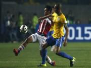 Nhận định bóng đá Brazil - Paraguay: Neymar đụng khắc tinh