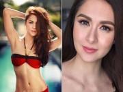 """Thời trang - Mỹ nữ được tổng thống Philippines """"cưng"""" nhất nóng bỏng sau sinh"""