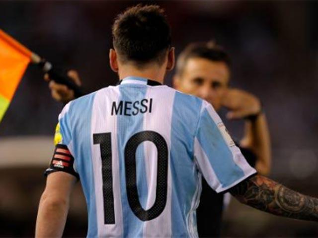 Argentina - Venezuela: Messi mất hút, đối mặt hiểm nguy - 2