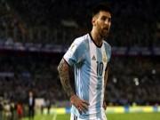 """Dùng  """" thần dược """"  viagra, đồng đội Messi không lên đỉnh"""