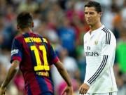 """Bóng đá - MU mua Neymar 200 triệu euro: Ronaldo """"phá đám"""", Real ra tay"""
