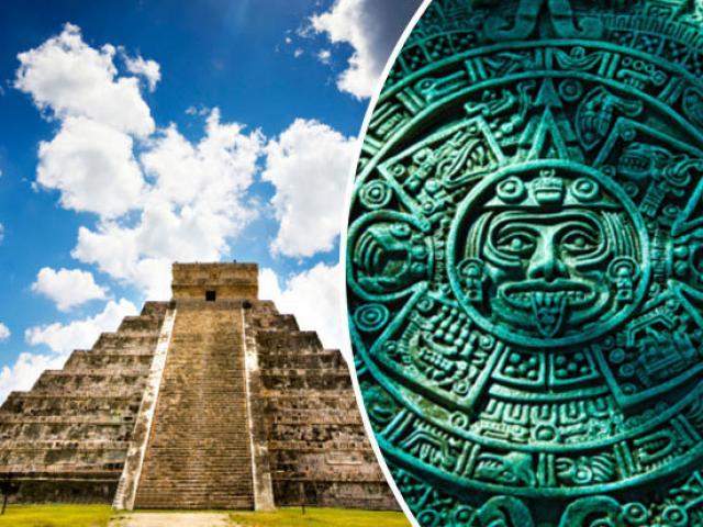 Hầm dưới kim tự tháp ngàn tuổi hé lộ bí mật thần rắn của người Maya - 4