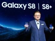 Dế sắp ra lò - Nhìn lại toàn cảnh sự kiện ra mắt Samsung Galaxy S8 và Galaxy S8+