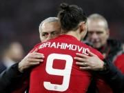 Chuyển nhượng MU: Mourinho vẫn hạnh phúc nếu mất Ibra