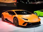 Lamborghini Huracan Performante giá 6,3 tỷ đồng ra mắt Thái Lan