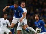 Bóng đá - Italia - Anh: Bữa tiệc thịnh soạn