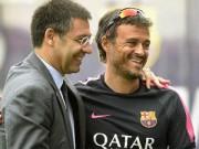 Bóng đá Tây Ban Nha - Bartomeu & kế hoạch tưởng thưởng cho Enrique