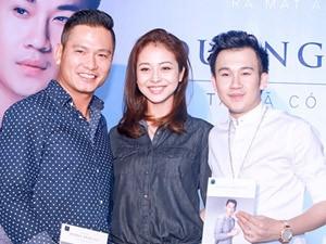 Sao ngoại-sao nội - Vợ chồng Jennifer Phạm đến chúc mừng Dương Triệu Vũ
