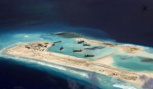 """Thế giới - Mỹ: TQ âm mưu xây """"vạn lý trường thành"""" ở Biển Đông"""