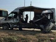 Tai nạn giao thông - Hé lộ nguyên nhân vụ tai nạn 5 người chết ở Hà Nội