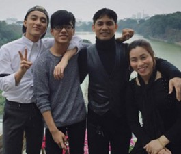 Ca nhạc - MTV - Gia đình bình dân nhưng ấm cúng của Sơn Tùng, Chi Pu