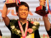 Thể thao - Lê Quang Liêm tiến sát tốp Siêu đại kiện tướng