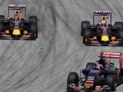 Đua xe F1 - Nhìn từ Malaysian GP: Red Bull và McLaren vùng vẫy