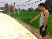 An ninh Xã hội - Nam thanh niên ôm chặt cô gái giữa đường, nổ mìn tự sát