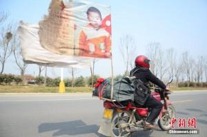Bạn trẻ - Cuộc sống - Ông bố lái xe hơn 400.000km tìm con bị bắt cóc 18 năm