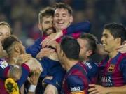 Sự kiện - Bình luận - Barca & 8 trận trong 24 ngày: Thành bại tại Messi