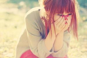 Thơ tình - Thơ tình: Biết đâu có một ngày em bật khóc