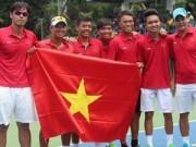 Tennis - Tuyển quần vợt nam lại rối