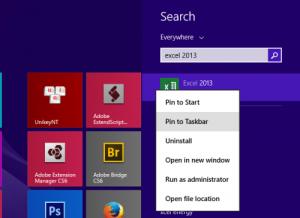 Phần mềm ngoại - 3 mẹo nhỏ mà hay dành cho Windows 8/8.1/10