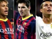 """Ngôi sao bóng đá - Sir Alex: """"Neymar còn xa mới bằng Messi, Ronaldo"""""""