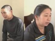 Video An ninh - Hai vợ chồng rủ nhau buôn ma túy đá để... mưu sinh