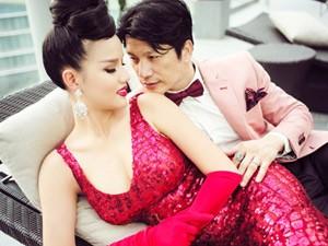 Phim - Bà xã Dustin Nguyễn khoe đường cong gợi cảm bên chồng