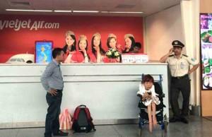 Tin tức Việt Nam - Nhân viên Vietjet bị kỷ luật vì thái độ phục vụ người khuyết tật