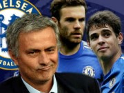 Bóng đá Ngoại hạng Anh - Chelsea: Oscar đang đi lên vết xe đổ của Mata