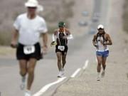 """Đùa với tử thần: Chạy ở  """" Thung lũng Chết """""""
