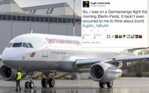 Nghĩa cử đẹp của phi công Germanwings sau thảm kịch Airbus A320