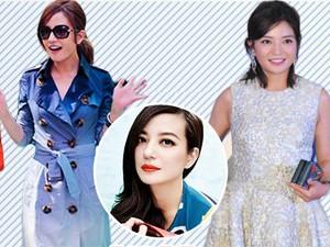 """6 người đẹp Hoa Ngữ có cơ thể """"phồng, xẹp"""" bất ngờ"""
