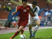 Bóng đá Việt Nam - Lê Thanh Bình từ tiền đạo vô danh thành người hùng